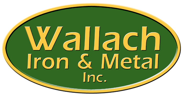 Wallach Iron & Metal Logo